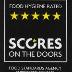 5 stars, 'Scores on the Doors'