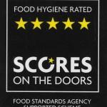 5 stars, 'Scores on the Doors'